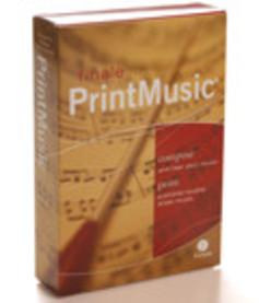 Finale Printmusic