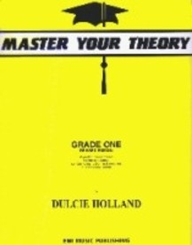 Holland-Master Your Theory Grade 1
