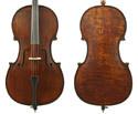 Cello-Gliga II Oil Varnish-Antique