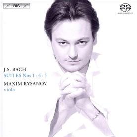 Bach-Cello Suites Arr.Viola