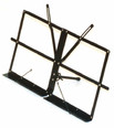 Music Stand-Table Top Black