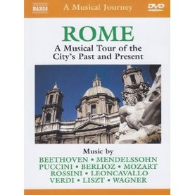 Rome-A Musical Journey-DVD