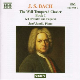 Bach-Well Tempered Clavier Vol.1