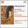 Prokofiev-Symphonies 1