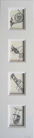 Art Work-5 x 20-Brass