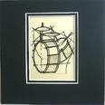 Art Work-Small 5 x 5 - Drum