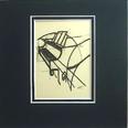 Art Work-Small 5 x 5 - Piano