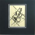 Art Work-Small 5 x 5 - Violin