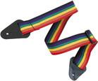 Guitar Strap-Rainbow*