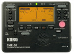 Tuner/Metronome/Recorder-Korg TMR 50