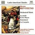 Revueltas-Orchestral Music