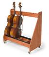 Wenger - Cello Rack(6) - Maple Finish