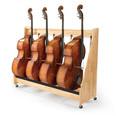 Wenger - Double Bass Rack, 4 Unit