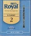 Clarinet-Rico Royal 2
