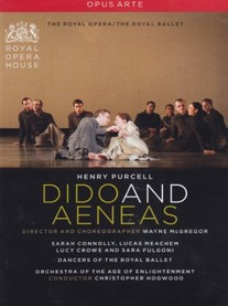 Purcell - Dido and Aenaes - DVD