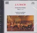 Bach-Orchestral Suites 1 - 4
