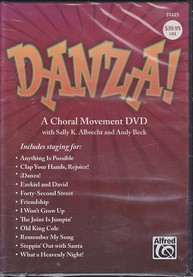 Danza Choral Movement DVD