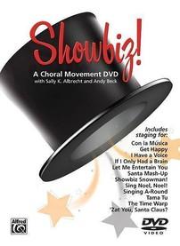 Showbiz-A Choral Movement-DVD