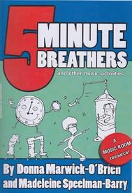 5 Minute Breathers Bk 1 -  Education