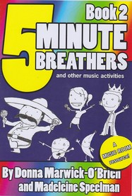 5 Minute Breathers Bk 2 -  Education