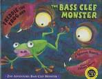 Bass Clef Monster Bk&CD -  Classroom
