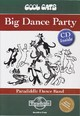 Big Dance Party -  Book & CD