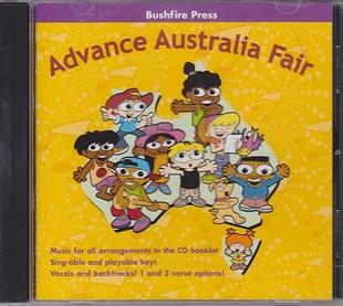 Advance Australia Fair CD -  Education