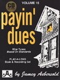 Aebersold Vol.15-Payin Dues