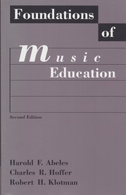 Abeles-Foundations of Music Educ.*