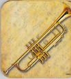 Coaster - Trumpet