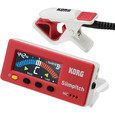 Tuner-Korg Slimpitch - Red