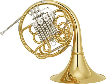 Yamaha French Horn F/Bb 671D - Detachable Bell