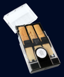 Reedcase - Vandoren Hygro- 6 Reeds - Large*