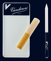 Reed Resurfacer with Reed Stick - Vandoren*