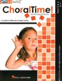 Choraltime Year 3/4 Book 1 Bk/Cd