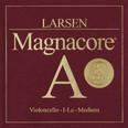 Cello String-Larsen Magnacore A Medium