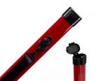 Bow Tube-Aluminum Violin/Cello - Red