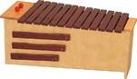 Xylophone - Suzuki Bass Diatonic*