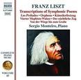 Liszt-Transcriptions of Symphonic Poems
