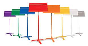 Manhasset Symphony Music Stand Coloured*