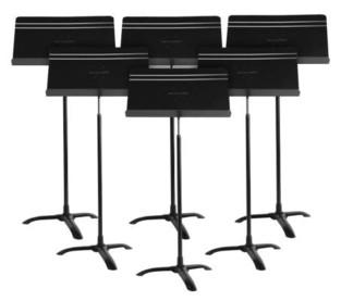 Manhasset Symphony Music Stand-Box of 6