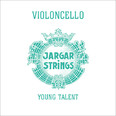 Cello String-Jargar D-Young Talent 3/4