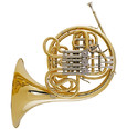 French Horn Alexander 103-Yellow Brass