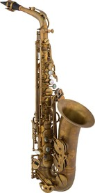 Eastman 52nd Street Alto Sax - Unlacquered