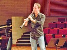 Clarinet Masterclass with Olivier Patey