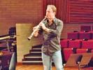 Clarinet Masterclass with Olivier Patey